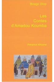 DIOP Birago - Les contes d'Amadou Koumba
