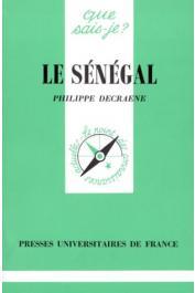DECRAENE Philippe - Le Sénégal