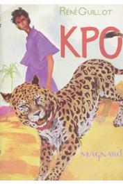 GUILLOT René - Kpo la panthère