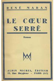 MARAN René - Le coeur serré