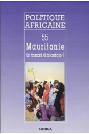 Politique africaine - 055 - Mauritanie: un tournant démocratique ?