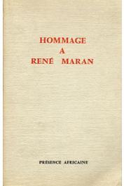 Collectif - Hommage à René Maran
