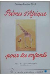 SALL Amadou Lamine - Poèmes d'Afrique pour les enfants