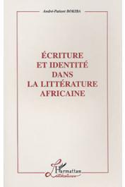 BOKIBA André-Patient - Ecriture et identité dans la littérature africaine