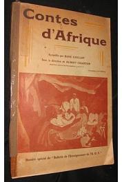 GUILLOT René, (recueillis par) - Contes d'Afrique
