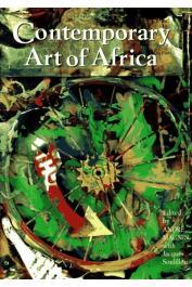 MAGNIN André, SOULILLOU Jacques, (éditeurs) - Contemporary Art of Africa