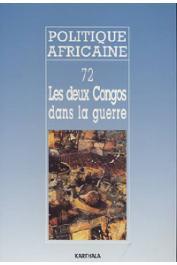 Politique africaine - 072 - Les deux congos dans la guerre