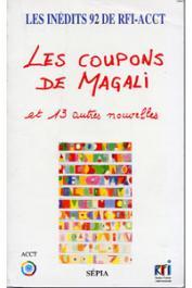KOSSI EFOUI, et alia - Les coupons de Magali et 13 autres nouvelles