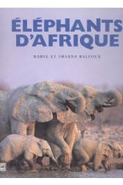 BALFOUR Daryl, BALFOUR Sharna - Eléphants d'Afrique