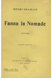 GRAMAIN Henri - Fanna la nomade