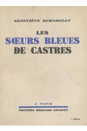 DUHAMELET Geneviève - Les sœurs bleues de Castres