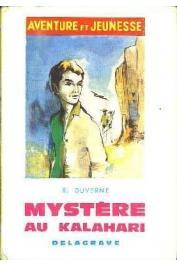 DUVERNE René - Mystère au Kalahari