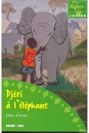 ESME Jean d' - Djéri à l'éléphant  (nouvelle édition)