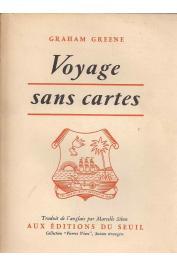 GREENE Graham - Voyage sans cartes (Libéria)