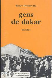 DORSINVILLE Roger - Gens de Dakar