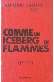 SALL Amadou Lamine - Comme un iceberg en flammes (poème)