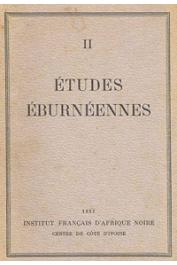 Etudes Eburnéennes - 02, ROUGERIE Gabriel - Etude morphologique du bassin français de la Bia et des régions littorales de la lagune Aby (Basse Côte d'Ivoire orientale)