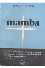 CLOETE Stuart - Mamba