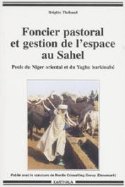 THEBAUD Brigitte - Foncier pastoral et gestion de l'espace au sahel. Peuls du Niger oriental et du Yagha burkinabé