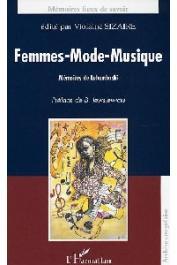 SIZAIRE Violaine, DIBWE dia MWEMBU Donatien, JEWSIEWICKI Bogumil - Femmes -  Mode -  Musique. Mémoires de Lubumbashi