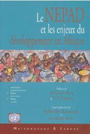 BEN HAMMOUDA Hakim, KASSE Moustapha (sous la direction de) - Le NEPAD et les enjeux du développement en Afrique
