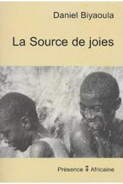 BIYAOULA Daniel - La source de joies