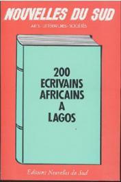 Nouvelles du Sud 18, Collectif - 200 écrivains africains à Lagos