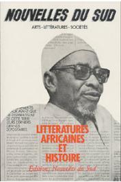 Nouvelles du Sud - Littératures africaines et histoire