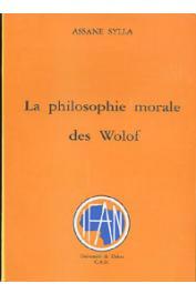 SYLLA Assane - La philosophie morale des Wolof