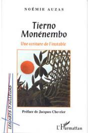 AUZAS Noémie - Tierno Monénembo. Une écriture de l'instable