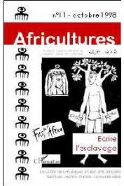 Africultures 11 -