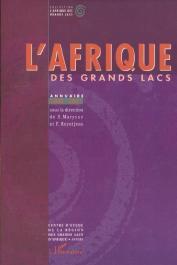 L'Afrique des Grands Lacs - Annuaire 2000-2001