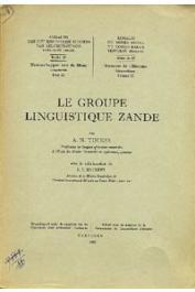 TUCKER A. N. - Le groupe linguistique Zande