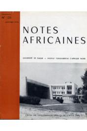 Notes Africaines - 125