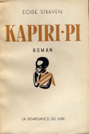 STRAVEN Egide - Kapiri-Pi