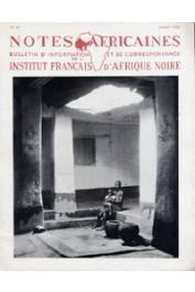 Notes Africaines - 047