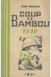 BENILAN Jean - Coup de bambou. 1940