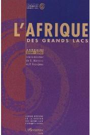 L'Afrique des Grands Lacs - Annuaire 2004-2005