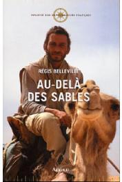 BELLEVILLE Régis - Au-delà des sables