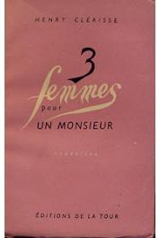 Un ouvrage peu connu d'Henry Clérisse qui rassemble 5 nouvelles malgaches et africaines.