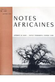 Notes Africaines - 109