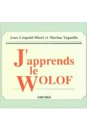DIOUF Jean Léopold, YAGUELLO Marina - J'apprends le Wolof - CD-audio-seul