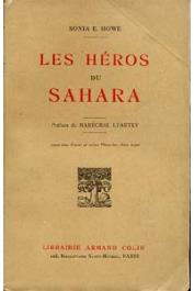 HOWE Sonia E. - Les héros du Sahara
