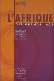 L'Afrique des Grands Lacs - Annuaire 2002-2003