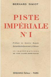 SIMIOT Bernard - Piste Impériale n° 1