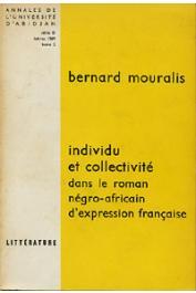 Annales de l'Université d'Abidjan Série D, Tome 2