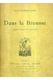 BONNETAIN Paul - Dans la brousse (Sensations du Soudan)