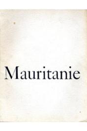 BRACHER Maya, BRACHER Georges (Images de) - Mauritanie