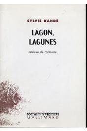 KANDE Sylvie - Lagon, lagunes. Tableau de mémoire