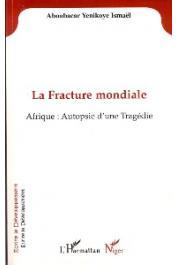 YENIKOYE Ismaël Aboubacar - La fracture mondiale. Afrique: Autopsie d'une tragédie
